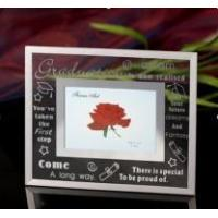 Buy cheap Glass Photo Frame from wholesalers