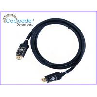 Buy cheap A type male to A type male 10 Ft v 1.4 1080P HDMI Cables for DVD player / repeater from wholesalers