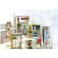 Wholesale Eco-friendly Plastic Box, PET / PVC / PP Packaging Boxes For Gift / Cosmetics / Stationery from china suppliers