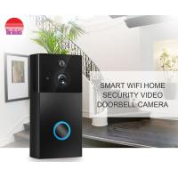 Buy cheap Smart Home Wifi Door Bell Smartphone View Wireless Battery Wifi Visual Intercom Doorbell Camera from wholesalers