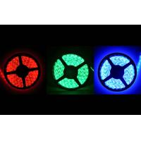 Buy cheap 5 Meter Flexible RGB LED Strip Light Color Changing IP20 For Cars from wholesalers