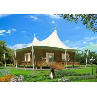 Buy cheap Vertex Luxury Deluxe Double Room Tent Heat Insulation PVDF Material from wholesalers