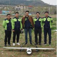 Buy cheap Land Mapping Hybrid VTOL Commercial UAV Drone for Sale from wholesalers
