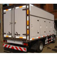 Buy cheap Composite Truck body type--FRP+PU+FRP Composite sandwich panel for Ice cream truck body from wholesalers