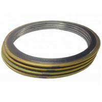 Buy cheap Metallic Spiral Wound Gasket With Flexible Graphite Filler Asme B16.20 OEM from wholesalers