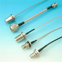 Buy cheap RF Cable Assembly with SMA,MCX,TNC,BNC and N type, Various Types and Lengths are Available from wholesalers