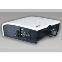 Buy cheap Single Panel 200W HID light source LCD Multimedia Projectors compatible with 1080P / 720P from wholesalers