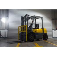 Buy cheap LTMG best price warehouse 3 ton diesel forklift with triplex mast from wholesalers