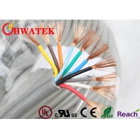 Buy cheap Shielding 26AWG UL2464 PVC Insulated Elevator Signal Cable from wholesalers