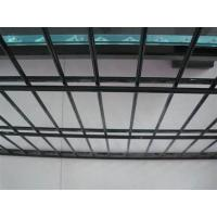 Buy cheap 2D Double Mesh Fence Panel/Twin Wire Weld Mesh Fencing/8/6/8 wire mesh fence from wholesalers