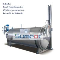 Buy cheap SUMPOT water spray retort sterilizer for food industry from wholesalers