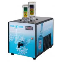 Buy cheap Two Bottle Cold Shot Machine Compressor Cooled With Gravity Fed Pour System from wholesalers