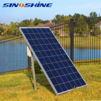 Buy cheap High power polycrystalline silicon solar panel cells module price for sale product
