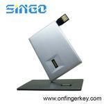 Buy cheap Credit Card Fingerprint USB Flash Drive (FPU-0858) from wholesalers