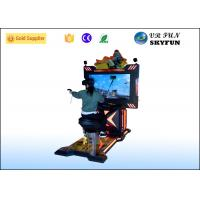 Wholesale Arcade Game 9D Virtual Reality Simulator , HTC Vive Glasses Virtual Reality Horse Riding from china suppliers