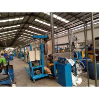 Buy cheap 380v Wire Manufacturing Machine , PVC Cable Extruder Machine from wholesalers