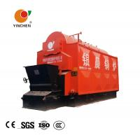 Buy cheap Horizontal Fire Tube Boiler Chain Grate Stoker Travelling Grate Low Noise from wholesalers