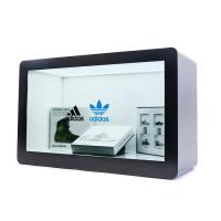 Buy cheap Indoor LCD Transparent Display Screen Capacitive Touch With CE FCC 3C RoHS from wholesalers