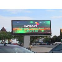 Buy cheap Commercial DIP P10 Outdoor Front Service LED Display LED sIGN For Business Advertising from wholesalers