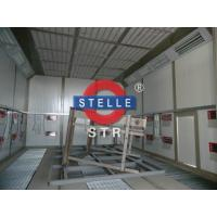 Buy cheap Industrial Spray Paint Booth With Oven / Vehicle Spray Booth Coating from wholesalers