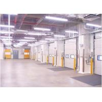 China High Speed Roller Exterior Industrial Sectional Overhead Doors on sale