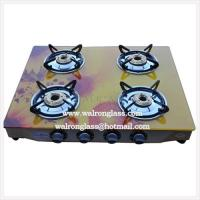 Buy cheap 4 Burner Gas Stove /Gas Burner/Gas Hob/Gas Cooker Glass Tops from wholesalers