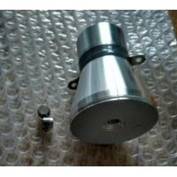 Submersible High Power Ultrasonic Transducer , Ultrasonic Cleaner Transducer Long Life Manufactures
