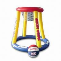 Wholesale Inflatable Goal with Ball, Available in Different Design, OEM Logos Available, Sized 52 to 60 Inches from china suppliers