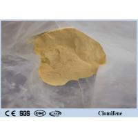 Buy cheap Natural Anti Estrogen Supplements Clomifene Citrate Powder CAS 50-41-9 Clomid For Anti - Hormone Drugs from wholesalers