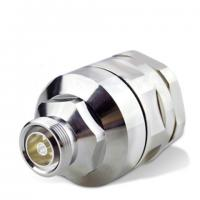 Buy cheap N RF coaxial Connector N male/ plug connector for 1-5/8 coaxial cable from wholesalers