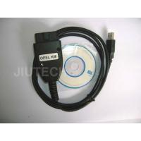 Buy cheap OPEL EDC16 KM TOOL OBDII Cable Mileage Correction Kits from wholesalers