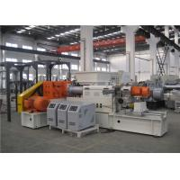Buy cheap Single Screw Rubber Extruder Machine With Mold Temperature Controller 220V/380V product