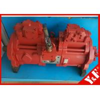 Buy cheap Main K3v112dtp Kobelco Hydraulic Pump 30 * 50 * 80 Size , High Precision from wholesalers