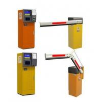 Buy cheap Automatic Ticket Dispensing Car Parking System from wholesalers