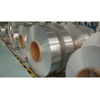 Buy cheap High Purity Aluminum Sheet Metal Strips Mill Finish AA1XXX/8011 For Composite Pipe from wholesalers