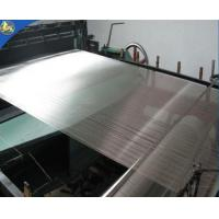 Buy cheap 1.6m width Full automatic  20mesh-400mesh stainless steel  wire mesh weaving machine from wholesalers