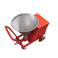 Buy cheap High Safety Wall Putty Spray Machine Fast Speed 200㎡/h Working Efficiency from wholesalers