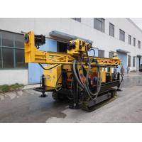 Buy cheap Full Hydraulic Core Drill Rig , Underground Drill Rig Long Feeding Stroke from wholesalers