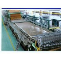 Buy cheap 1092-4400mm corrugated paper making machine from wholesalers