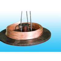 Buy cheap Environmental Copper Coated Bundy Tube , Wall Thickness 0.65mm from wholesalers