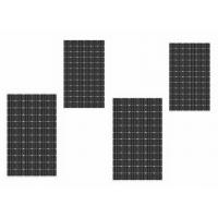 Wholesale Residential Roof 260W Solar Panels Monocrystalline With Anti - Reflective Coating from china suppliers