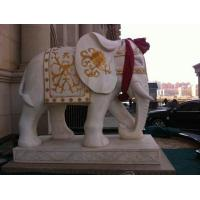 Wholesale African Large Garden Stone Elephant Statues from china suppliers