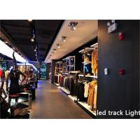 Wholesale AC85-265V LED Track Lights / store track led lighting in white from china suppliers