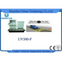 Buy cheap Uvss Car Bomb Detector Vehicle Scanner System With 22 Inch Lcd Screen from wholesalers