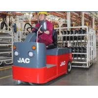 Buy cheap Industrial Electric Tow Tractor Compact Structure 3000 Kg Loading Capacity from wholesalers