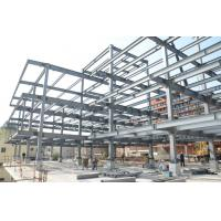 Modular Modern Commercial Steel Structures , Prefab Multi Storey Steel Buildings Manufactures