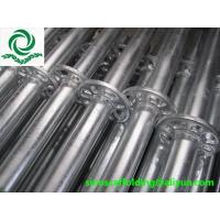 Buy cheap Hot Dip Galvanized Ringlock Scaffolding / Industrial Scaffolding for industrial services from wholesalers