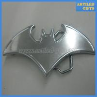 Buy cheap New fashion style custom batman belt buckle for promotional gifts from wholesalers