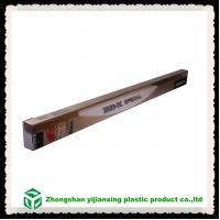 Buy cheap Plastic packaging hard fishing rod tube container from wholesalers