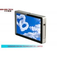 Buy cheap Android Wifi / 3G Digital Signage 10.1 Inch , Supermarket Touch Screen Monitor from wholesalers